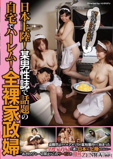 Nude Maid