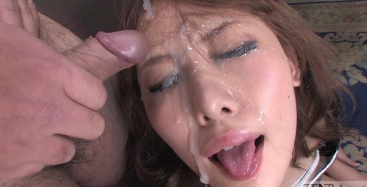 Japanese Big Tit Bukkake