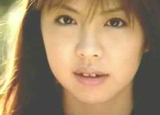Wistful close up of Mai Hagiwara