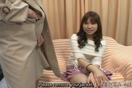 CFNM flashing with Japanese amateur