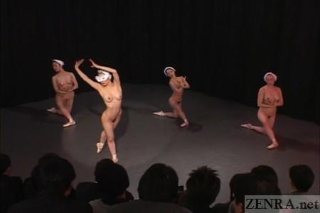 Zenra Naked Ballet 116