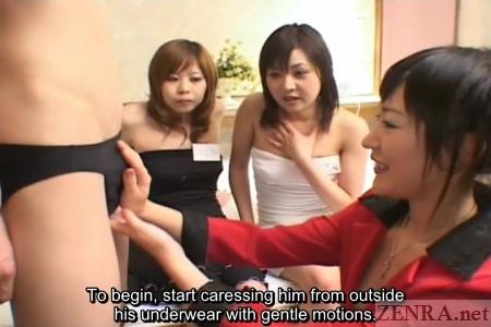 Amateur mature japanese blowjob cfnm