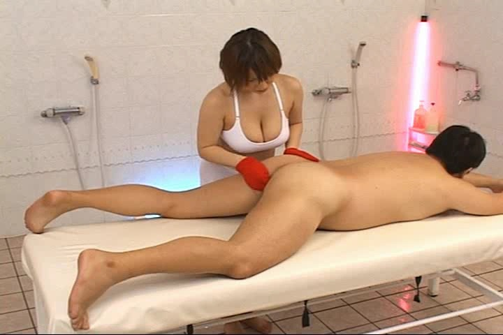 Massage ass japanese