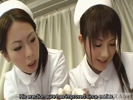 Japanese nurses comment on penis health