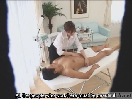Japanese abdominal massage