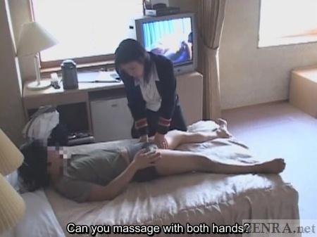 Hotel massage gone wrong
