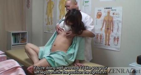 Half Half massage and erotic