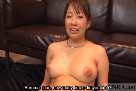 Semen spattered Japanese Buruma Aoi