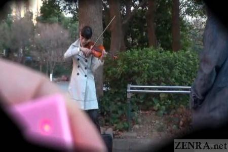 Emiri The Violinist The Route To Stardom Via Martyrdom
