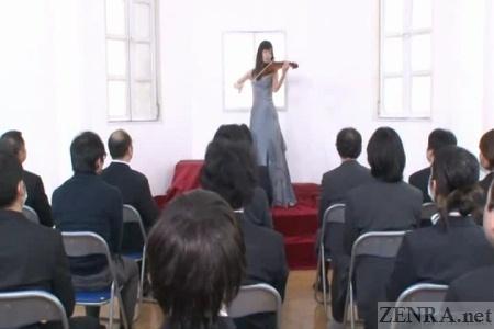 Japanese violin recital