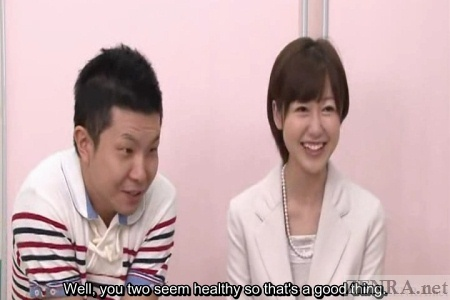Japanese couples interviewed