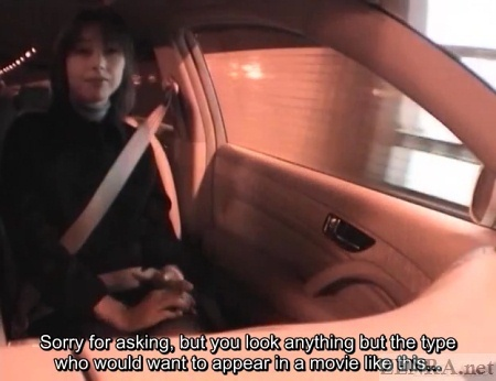 Japanese wife talks about affair in car