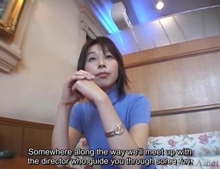 Restaurant affair with Japanese wife
