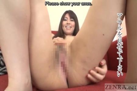 Embarrassed naked ladies #9