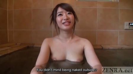 Bathing Hatsumi Saki
