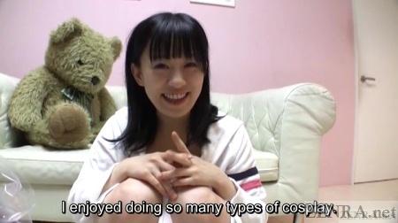 Yui Kyouno Japanese AV interview
