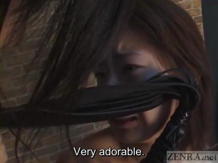 Nana Miyachi meets Ibarako and her whip