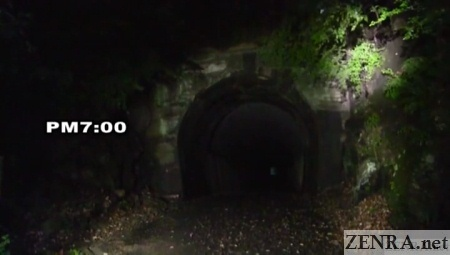 Haunted Japanese tunnel