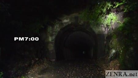 Haunted Japanese tunnel
