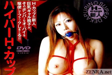 Big Breasts Attitude Adjustment with Momoko