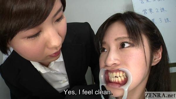 Cheek retractor Japanese AV