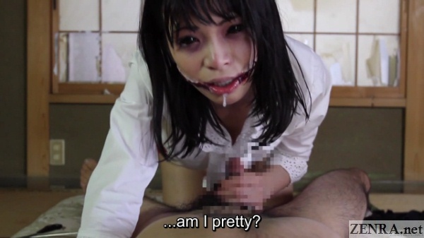 Japanese hand job movie