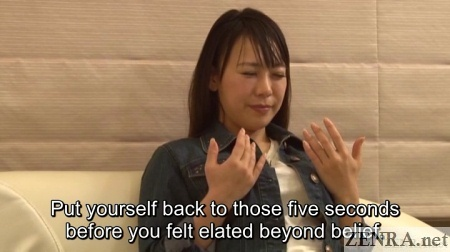 Takase An talks about past