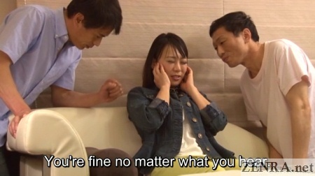 Bizarre help session for Takase An