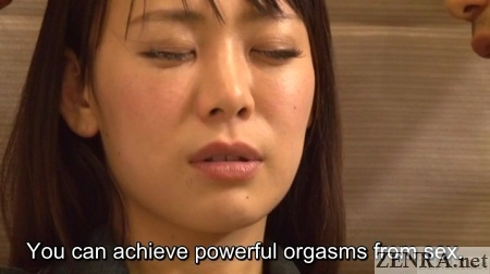 Powerful orgasm therapy for Takase An