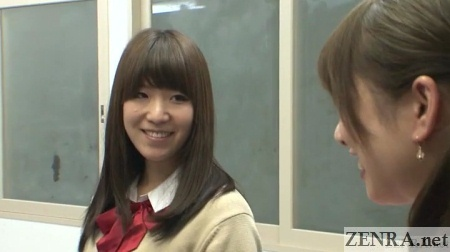 BDSM Japanese schoolgirl with teacher