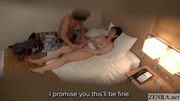pale and thick naked masseuse foreplay