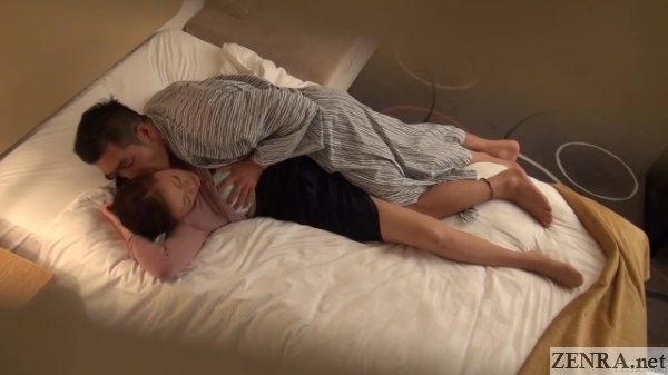 older japanese masseuse groped by customer