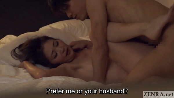 unfaithful japanese masseuse sex with client