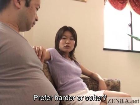 japanese femdom with nipple teasing
