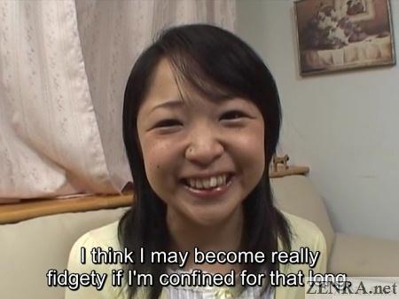 nervous japanese amateur box challenge interview