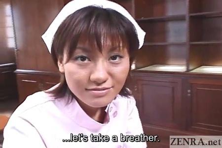japanese gyaru nurse remi aoi