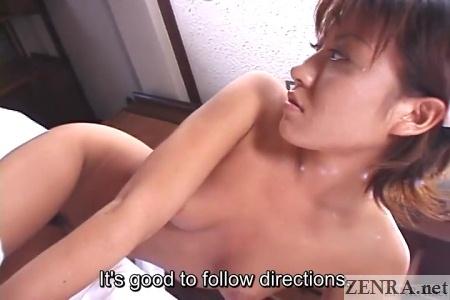 japanese nurse naked for anal examination