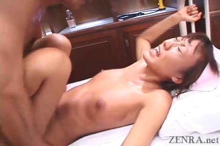 remi aoi japanese nurse orgasms during sex with goldfinger