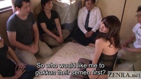fans assemble for gokkun party with katou tsubaki