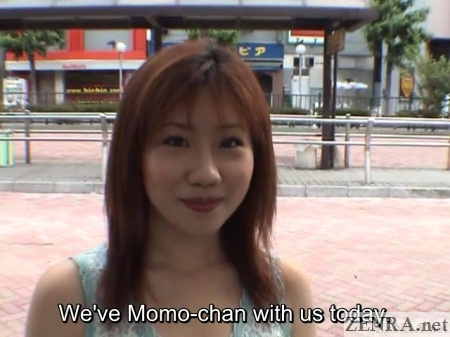 introducing momo hayakawa