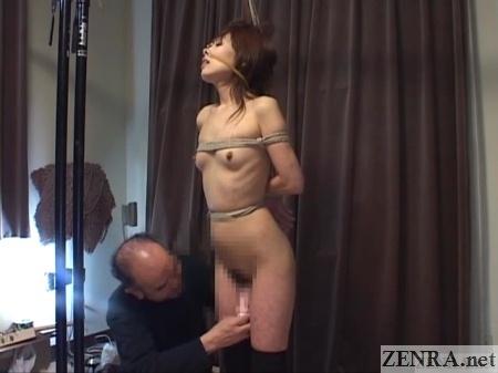 cmnf vibrator japanese bondage experience