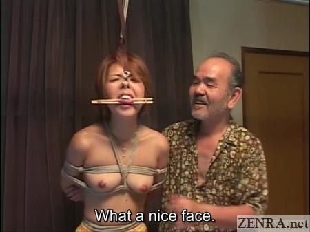 cmnf nose hook tongue chopsticks hell