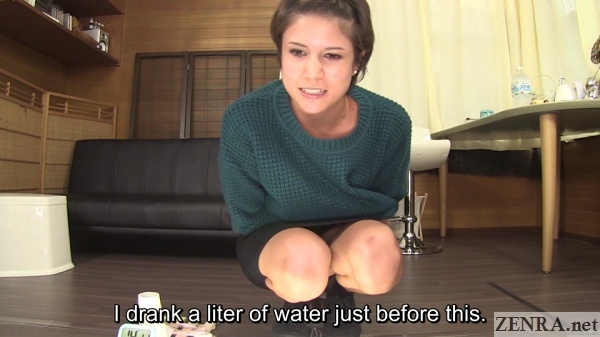 japanese pee challenge heavy water drinking