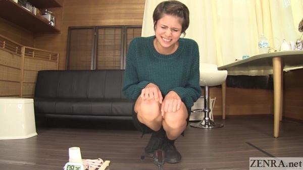 japanese pee desperation hd