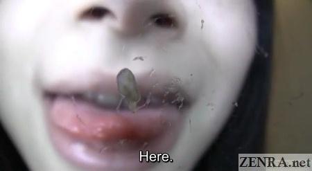 japanese snot av by fetis