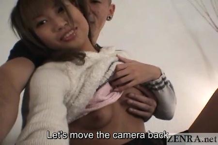 hana matsuzawa breasts exposed