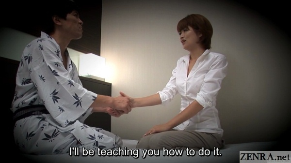 nanpa attempt by japanese client to his hotel masseuse