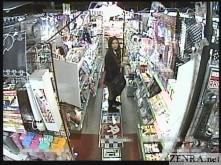 hibiki otsuki schoolgirl shoplifter