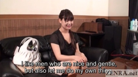 mei nakamura boyfriend types interview