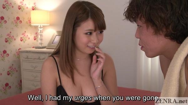 red faced kitagawa hitomi erotic talk